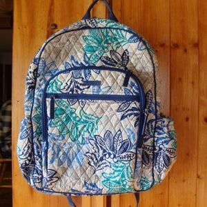 Vera Bradley Backpack with Laptop Compartment